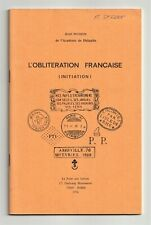 FRANCE, L'OBLITÉRATION FRANÇAISE (INITIATION), Pothion 1976, French postmarks
