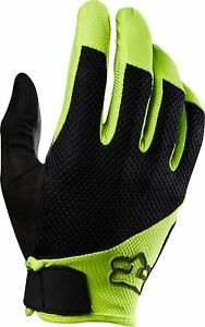 Fox Racing Reflex Gel Glove Flo Yellow