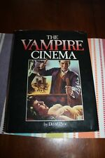 The Vampire Cinema - David Pirie-1984-3rd Edition is in Fine Condition!!