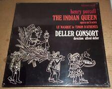 Alfred Deller/Deller Consort PURCELL Fairy Queen - Harmonia Mundi HM 243 SEALED