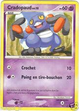 Pokémon n° 101/147 - CRADOPAUD - PV60