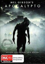 APOCALYPTO : NEW DVD