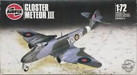 Airfix - FROG - Matchbox 1/72 Gloster Meteor