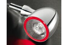 Kellermann Bullet 1000 DF LED Blinker Bremslicht Rücklicht chrom 3in1 signals