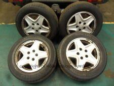 Honda Stream 1.7 Vtec 00-06 D17 alloy wheel set wheels x4 195 65 r15