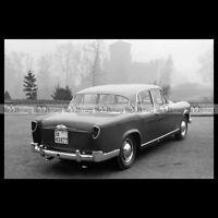 #pha.020519 Photo LANCIA AURELIA BERLINA 1955 PININFARINA Car Auto