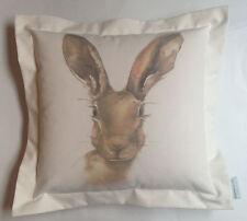 Designer Cushion Panels. Fortescue & Co. Henrietta Hare (Front Panel)