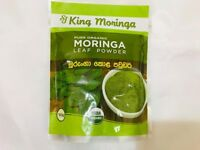 ORGANIC PURE Moringa Oleifera Leaf Powder Premium Quality 100% Natural USDA