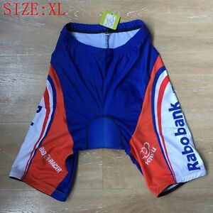 men's Cycling Shorts 9D Gel Padded Bike Cycle Shorts Knickers Size XL