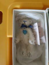 deb canham dcad miniature teddy bear nib snowflake 486 of 2000 nutcracker suite
