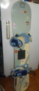 Snowboard  DUKES Tracker 144