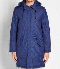 Nike NikeLab Essentials Primaloft Insulated Parka Blue Size Small 848745-429