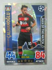 Champions League 2015/16 MOTM card Hakan Calhanoglu of Bayer Leverkusen