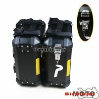 Outback Side Case Luggage Boxes For BMW R1200GS Adventure Sideracks Hepco-Becker