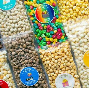 Ready Made Gourmet Popcorn Bulk Bag | 10 Luxury Flavours | Pick Your Flavour