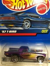 2000 Hot Wheels 57 T-Bird #217