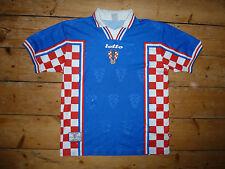 CROATIA FOOTBALL shirt XL 1998-00 HRVATSKA  SOCCER JERSEY EURO 16 maglia trikot