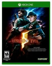 Resident Evil 5 (Microsoft Xbox One, 2016) Brand New Factory Sealed