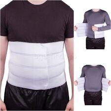 "Abdominal Binder Panel Surgical Support Elastic Men Women Stomach Wrap 72""-96"""