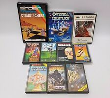 Sinclair ZX Spectrum Game Bundle Lot 48k/128k Violent Universe Kong Skull More#4