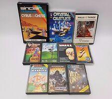 Sinclair ZX Spectrum Game Bundle Lot 48k/128k Violent Universe Kong Skull More#4