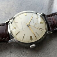Vintage SEIKO MARVEL Hand-winding Men's Watch SEIKOSHA 19 Jewels from Japan #317