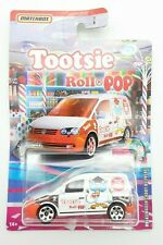 2020 Matchbox 2020 Matchbox Tootsie ROLL POP Volkswagen Caddy Delivery