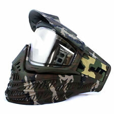 JT Flex 8 Paintball Mask/Goggle - Thermal - Camo