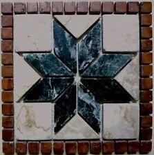 INGROSSO: Rosone Mosaico Marmo Inserto 20cm. Altri colori e modelli in negozio!!
