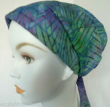 Chemotherapy Cancer Hat Alopecia Hairloss Scarf Turban Headwrap Bad Hair Day