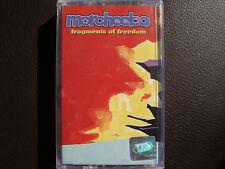 Morcheeba - Fragments of Freedom AUDIO CASSETTE TAPE New, Sealed, BG edition
