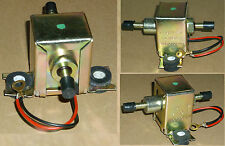 Electric Fuel Pump 12 volt Solid State 3 to 6psi 130 LPH Petrol Universal New