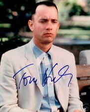 Tom Hanks Forrest Gump SIGNED 8x10 Photo COA!