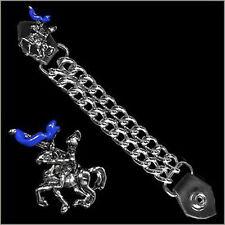 Blue Knight  7 inch  VEST EXTENDER