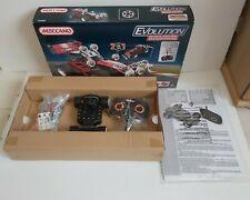 Meccano Set - Remote Control Evolution Car 2 in 1 6024820  New & Unused