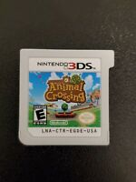 Animal Crossing: New Leaf - Welcome Amiibo (Nintendo 3DS) -- Game Cart Only