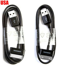 2x OEM USB Data Charger Cable Cord Wire for Samsung Galaxy Tab2 GT-P5113 Tablet