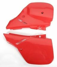UFO Plastics UFO Side Panels Red Fits Honda CR250R 1988-1989 HO02611061