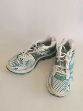 New Saucony ProGrid TR 7 Women USA Size 7M White/Blue Running Shoes