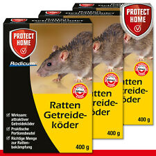 Protect Home 3 x 400 Outil Rodicum Ratten Appât