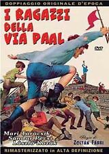 I RAGAZZI DELLA VIA PAAL - 1968  DVD DRAMMATICO