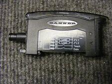Banner Fiber Optic Amplifier Cat No. D10DPFPQ Input 12-24V DC Output 2 PNP