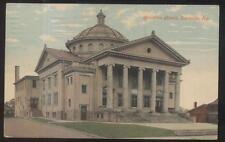 Postcard DANVILLE Kentucky/KY  Early 1900's Local Area Christian Church 1907