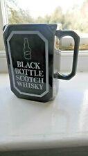 VINTAGE WADE BLACK BOTTLE SCOTCH WHISKY WATER JUG /PITCHER