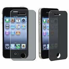 New Privacy Anti-Spy LCD Screen Protector Cover film Guard Apple iPhone 4 4G 4S