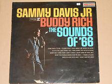 SAMMY DAVIS JR. / BUDDY RICH -The Sounds Of '66- LP Reprise Records (CRV 6059)
