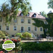 5 Tage Erholung Urlaub Landschloss Ernestgrün 3*S Böhmerwald Bayern Kurzreise