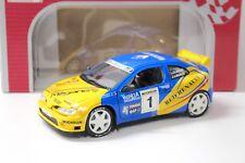 """1:18 Anson Renault Maxi Megane """"VALENCIA"""" blue/yellow #1 NEW bei PREMIUM-MODELCA"""