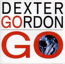 DEXTER GORDON - GO (NEW SEALED CD)