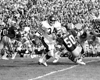 WALTER PAYTON Photo Picture CHICAGO BEARS Football Vintage B&W Print in 8x10 WP5